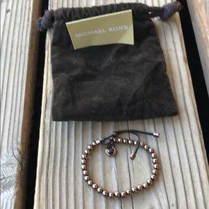 Michael Kors Jet Set Stone Beaded Bracelet BNIP!
